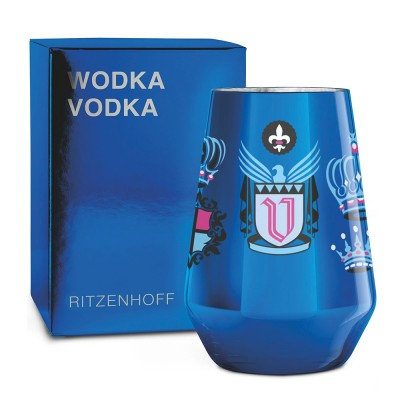 Ritzenhoff VODKA Glass by Peter Horridge