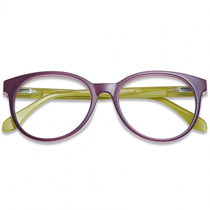 Have A Look Reading Glasses - City - Plum