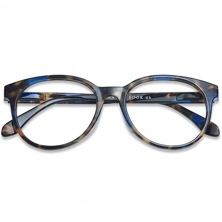 Have A Look Reading Glasses - City - Turtle Blue