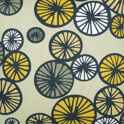 Scandinavian Fabric - Spira Taro Mustard