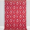 Scandinavian Fabric - Spira Bubbla Red - Full 150cm Width