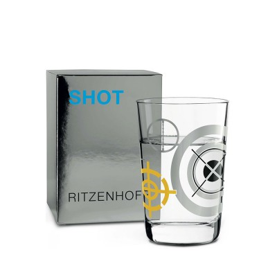 Ritzenhoff SHOT Glass by Sonia Pedrazzini (Target)