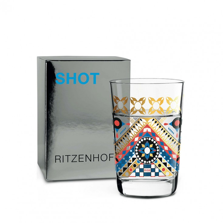 Ritzenhoff SHOT Glass by Lucas Risé