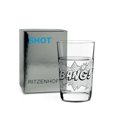 Ritzenhoff SHOT Glass by Sieger Design