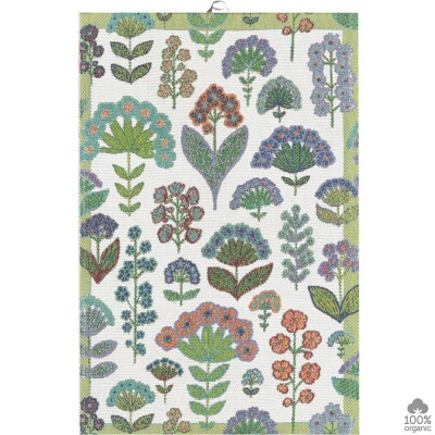 Ekelund Blomsterland Kitchen Towel