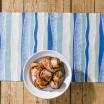 Spira Happy Cobalt Swedish Fabric