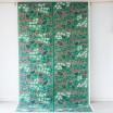 Remnant - Körsbärsträdgården Green Fabric