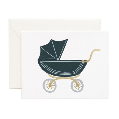 Rifle Paper Greeting Card - Pram
