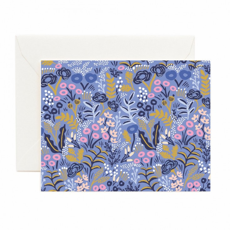 Rifle Paper Greeting Card - Tapestry