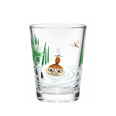 Arabia Moomin Glass - Little My