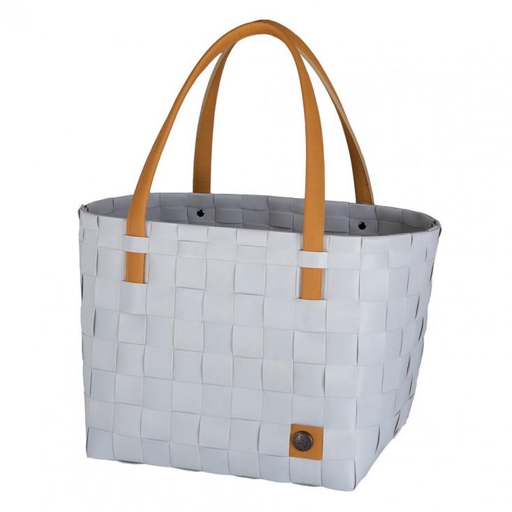 Handed By Colour Block Shopper - Concrete