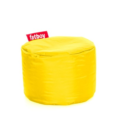 Fatboy Point Pouf - Yellow
