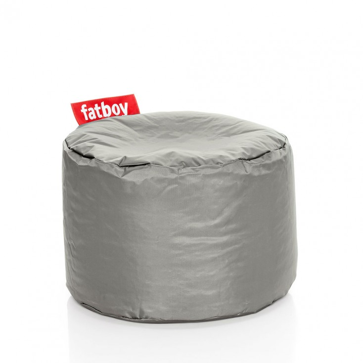 Fatboy Point Pouf - Silver Grey