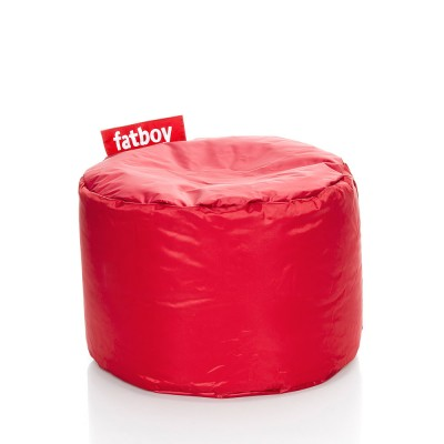 Fatboy Point Pouf - Red