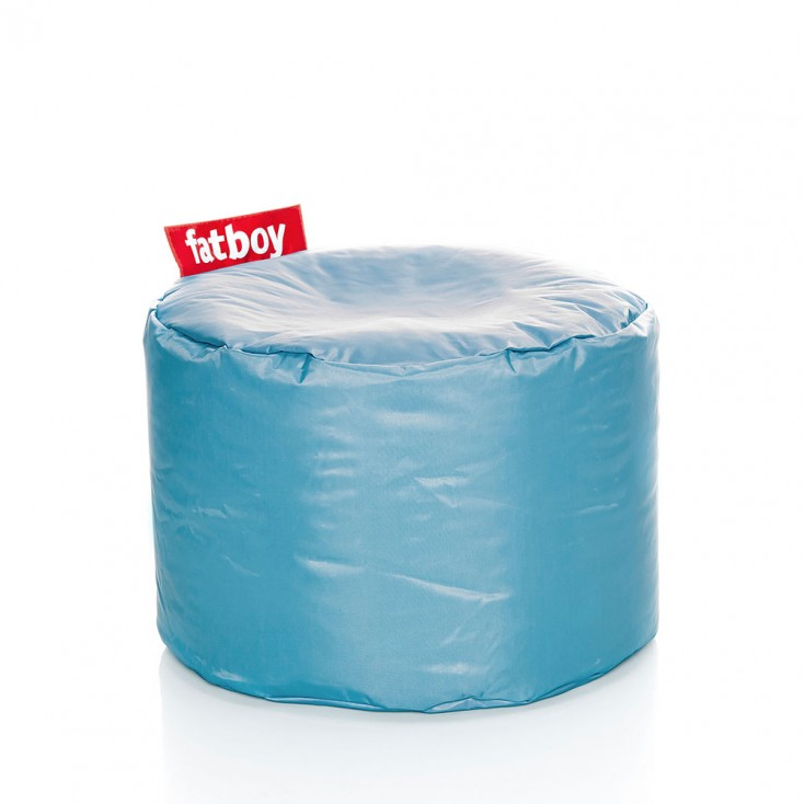 Fatboy Point Pouf - Ice Blue