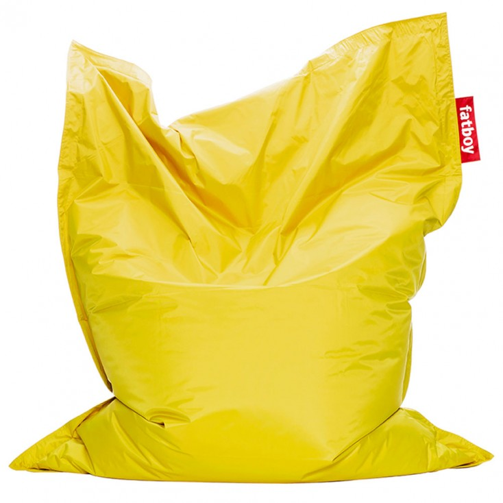 Fatboy Original Beanbag - Yellow