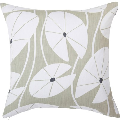 Spira Grodblad Cushion - Linen
