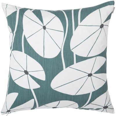Spira Grodblad Cushion - Smoke Blue
