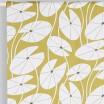Scandinavian Fabric - Spira Grodblad Mustard