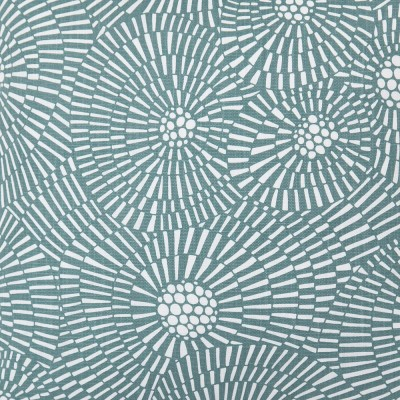 Scandinavian Fabric - Spira Virvelvind Smoke Blue