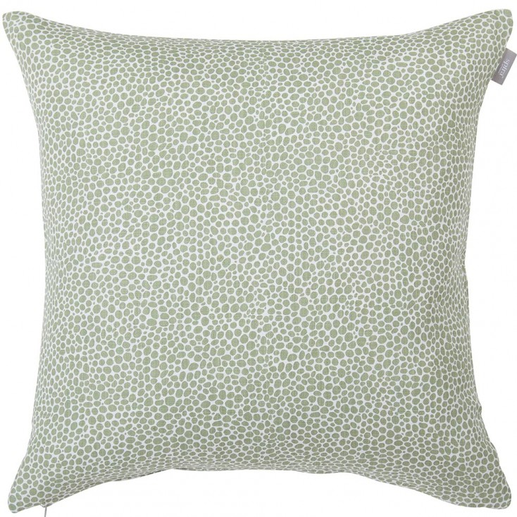 Spira Dotte Cushion Cover - Sage