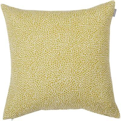 Spira Dotte Cushion Cover - Mustard