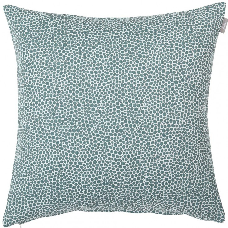 Spira Dotte Cushion Cover - Smoke Blue