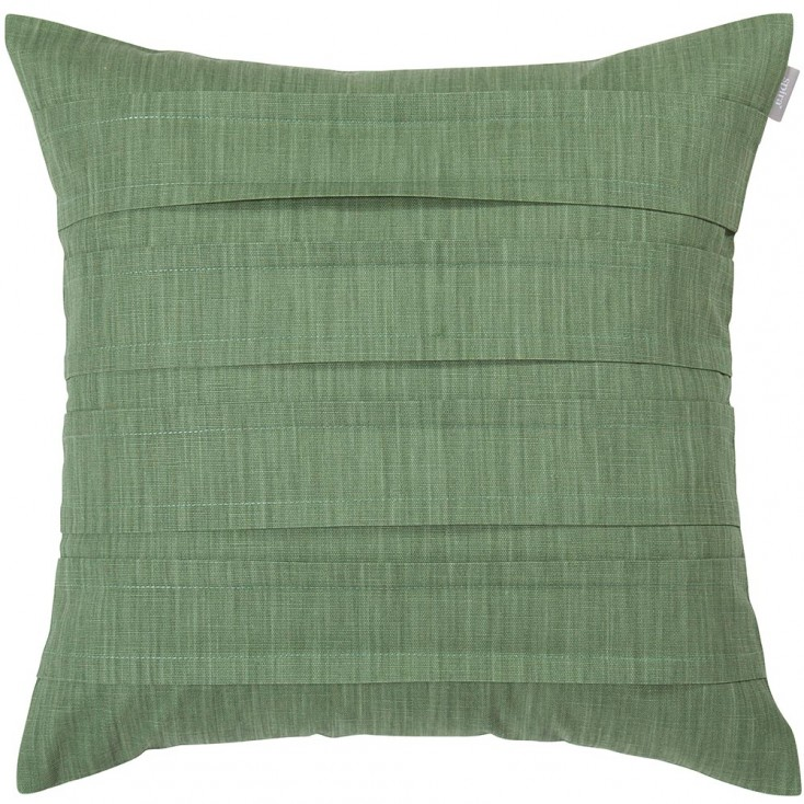 Spira Pleat Cushion Cover - Sage
