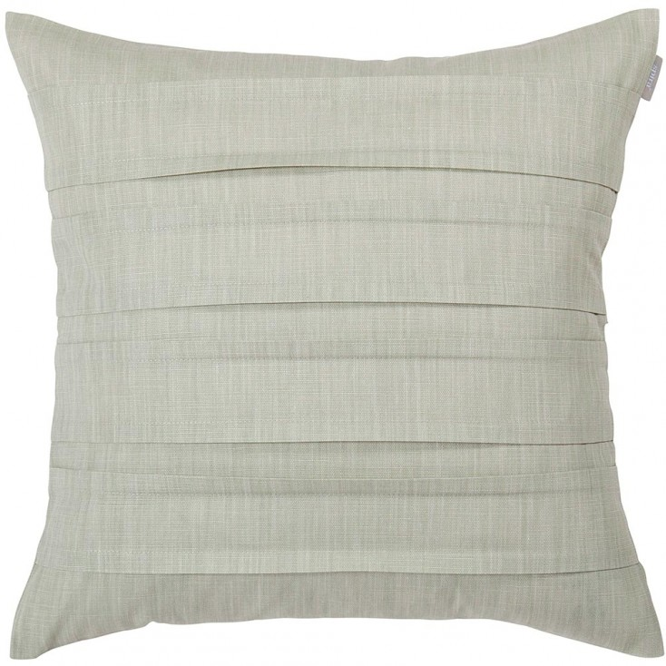 Spira Pleat Cushion Cover - Linen