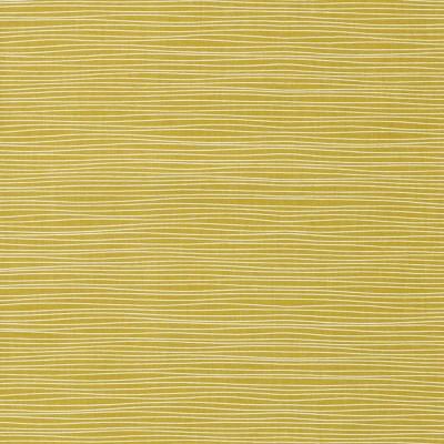 Spira Line Mustard Scandinavian Fabric