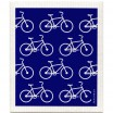 Jangneus Dishcloth - Blue Bike