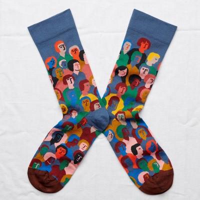 Bonne Maison Socks - Denim Crowd