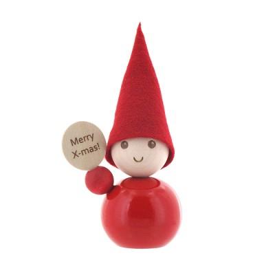 Aarikka Merry Xmas Tonttu Elf - 9 cm
