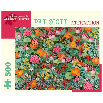 Pat Scott Attraction Jigsaw