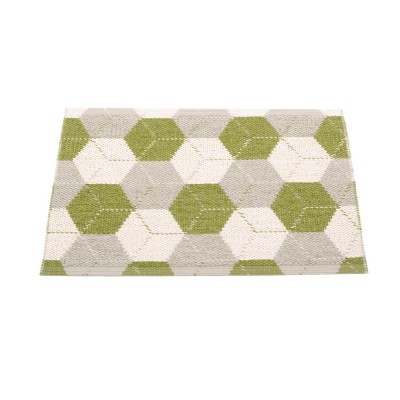 Pappelina Trip Small Mat - Olive