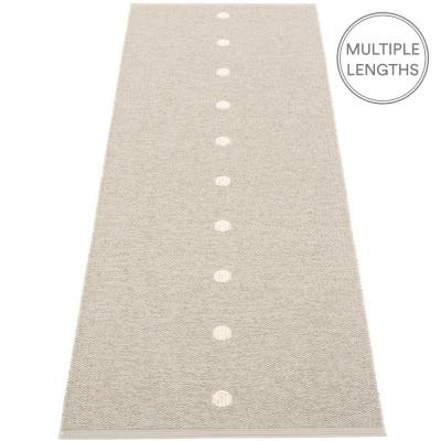 Pappelina Peg Runner - Linen & Vanilla 70 x 200 cm