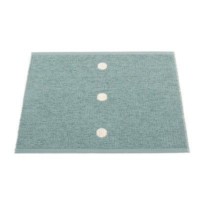 Pappelina Peg Small Mat - Haze 70 x 60 cm