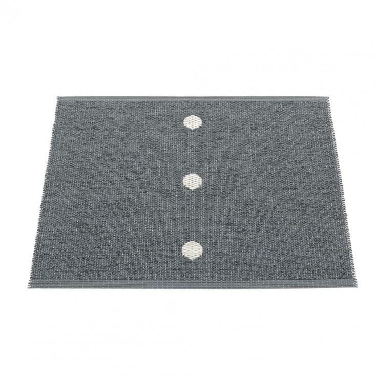 Pappelina Peg Small Mat - Granit 70 x 60 ccm