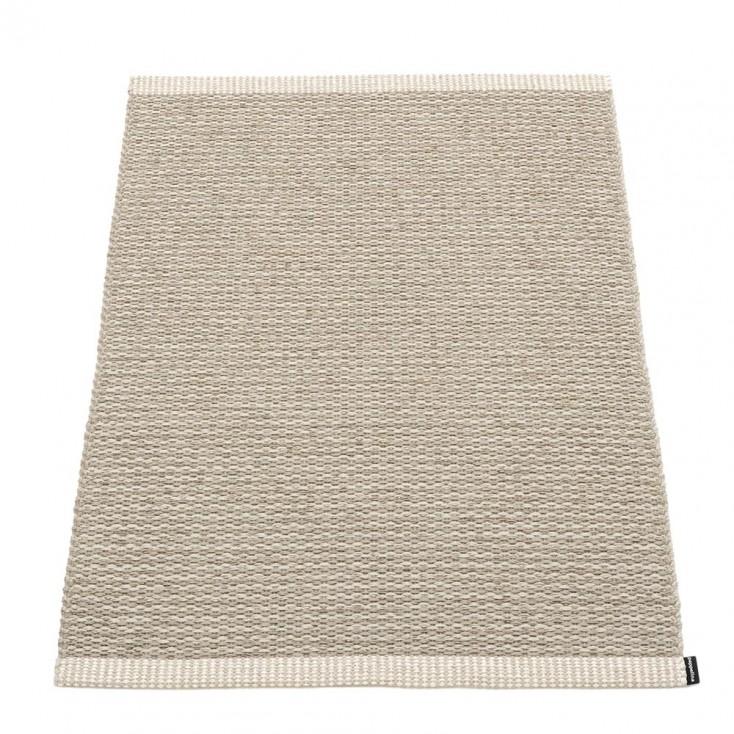 Pappelina Mono Small Mat - Dark Linen 60 x 85 cm