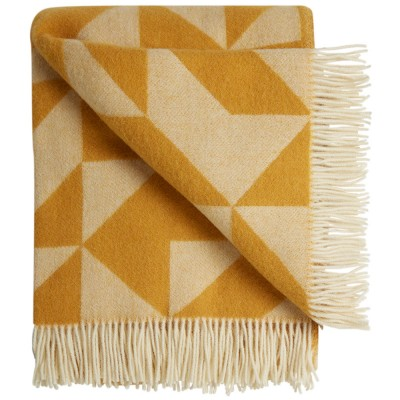 Twist A Twill Blanket - Corn Yellow