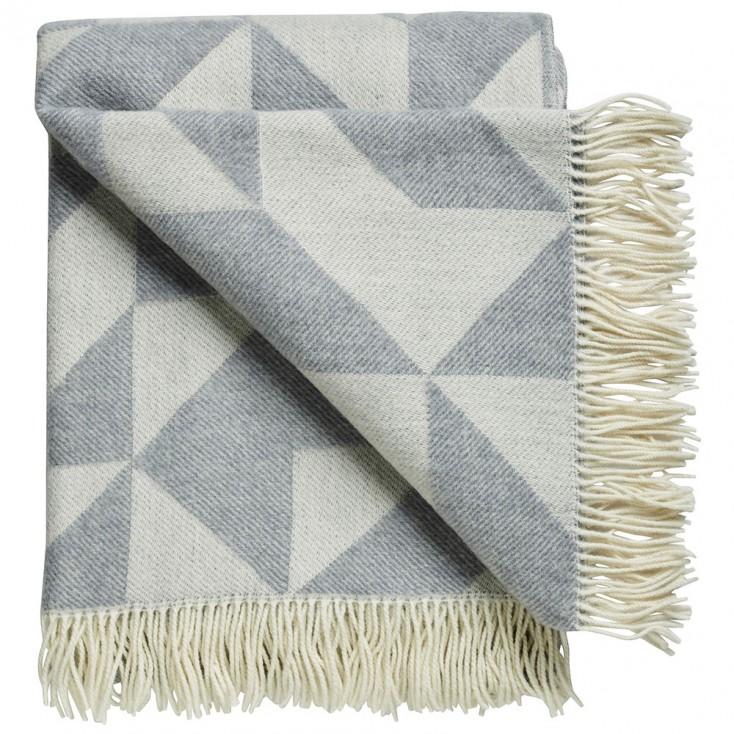 Twist A Twill Blanket - Silver Grey