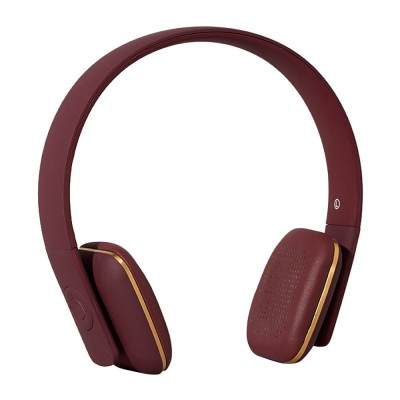 Kreafunk aHead Wireless Headphones - Plum