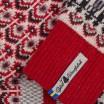 Öjbro Swedish Wool Socks - Dalarna