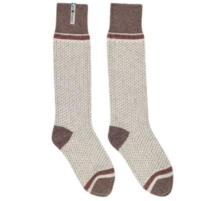 Öjbro Swedish Wool Socks - Skaftö Sno