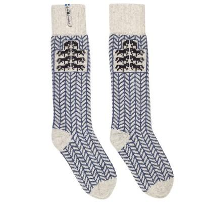 Öjbro Swedish Wool Socks - Gotland