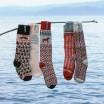 Öjbro Swedish Wool Socks - Lycksele