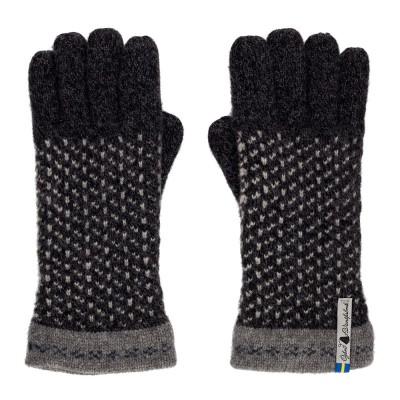 Öjbro Swedish Gloves - Skaftö Soot