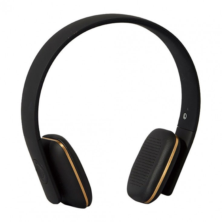 Kreafunk aHead Wireless Headphones - Black