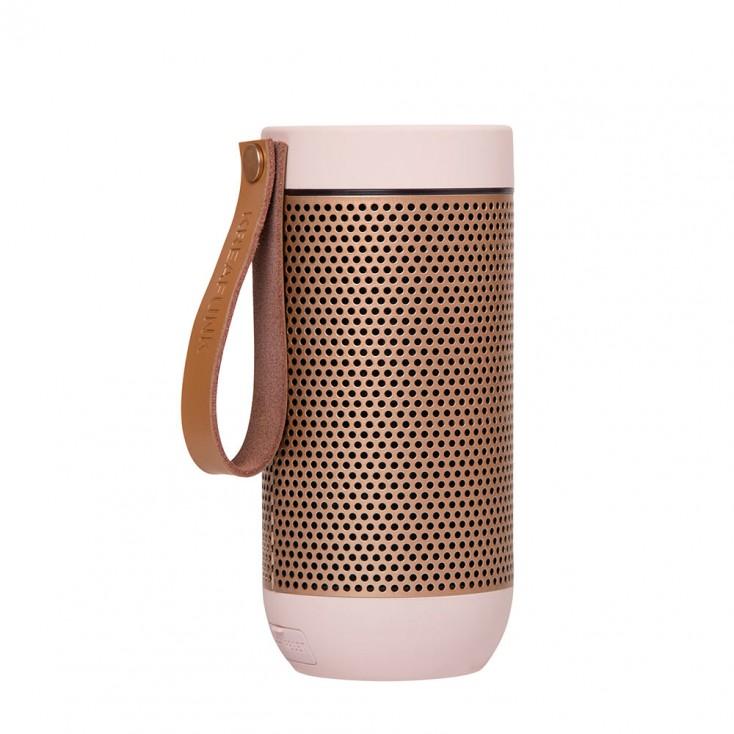 Kreafunk aFunk 360° Bluetooth Speaker - Dusty Pink / Rose Gold