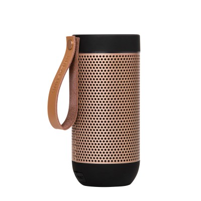 Kreafunk aFunk 360° Bluetooth Speaker - Black / Rose Gold